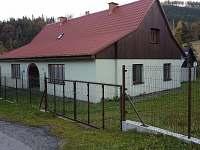 Chata pod Tetřeví horou - k pronájmu Stříbrnice