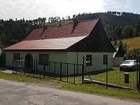 Chata u Králického Sněžníku - k pronajmutí Stříbrnice