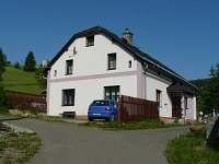 Rekreační dům na horách - okolí Petříkova