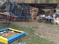 Dětské hřiště - Ostružná