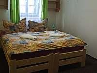 Pokoj č.5. 4 lůžkový - rekreační dům ubytování Ostružná