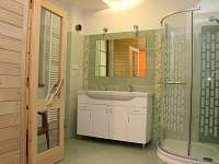 Koupelna II.np - Kouty nad Desnou