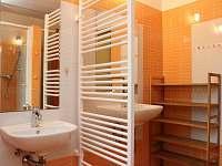 Koupelna u ložnic - chata k pronajmutí Kouty nad Desnou