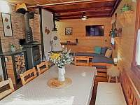 Chata Mraveneček - chata k pronajmutí - 11 Lipová-lázně - Bobrovník