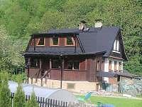 Vernířovice chata  pronájem