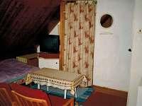 Ložnice se satelitem v podkroví - Vernířovice