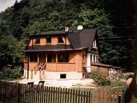 ubytování na chatě k pronájmu Vernířovice
