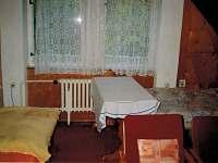 Pravá strana podkroví s ložnicí - Vernířovice