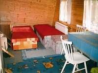 Třetí ložnice v nové přístavbě