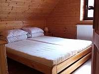 Apartmán č. 3 ložnice - roubenka k pronajmutí Dolní Moravice