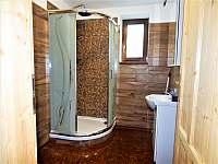 """Apartmán č. 4 """"Rodinný""""koupelna - pronájem chaty Dolní Moravice"""