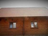 Roubenka Jesenka II - chata ubytování Dolní Moravice