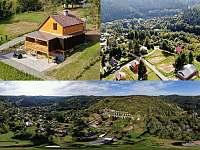 Pohled Bozéňov - chata k pronájmu Dolní Bušínov