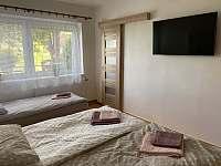 ložnice pro tři osoby - Česká Ves