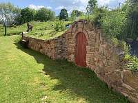 Chalupa u rybníka - ubytování Petrov nad Desnou