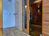 Sauna - pronájem vily Karlov pod Pradědem