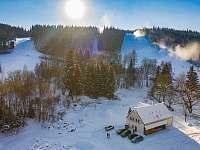 Vila na horách - Karlov pod Pradědem
