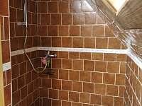 Koupelna v podkroví - Velké Losiny