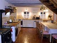 Kuchyň - Velké Losiny