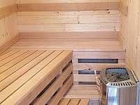 sauna - Velké Losiny