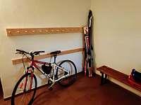 Apartmán - zázemí pro lyže a kola - Karlovice