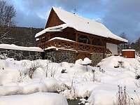 Chalupa k pronájmu - zimní dovolená Loučná nad Desnou - Rejhotice