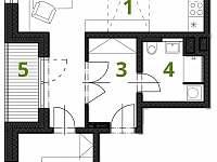 Apartmán k pronajmutí - apartmán - 42 Filipovice