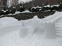 Tvořivost návštěvníků - chata k pronajmutí Klepáčov okres Šumperk
