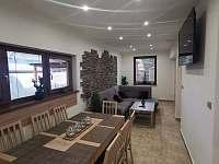 ubytování Česká Ves v apartmánu na horách