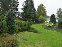 Zahrada - chalupa k pronájmu Karlov pod Pradědem
