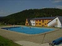 Bazén Hotel Brans - Malá Morávka