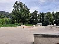skate park Loucna - Loučná nad Desnou