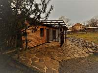 Apartmán Pavlínka - ubytování Dětřichovice
