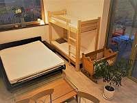 pokoj - apartmán ubytování Dětřichovice