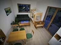 pokoj - apartmán k pronajmutí Dětřichovice
