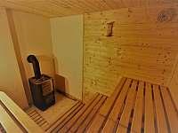 sauna - Dětřichovice
