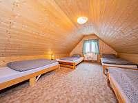 Pokoj č3 pro 5 osob - pronájem chaty Kouty nad Desnou