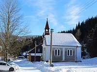 Kostelíček v Petříkově - Ostružná - Petříkov