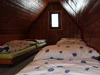 Ložnice v podkroví ap. 2 - Ostružná - Petříkov