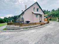 Dům a okolí - Hanušovice