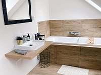 Koupelna 1. patro - Hanušovice