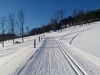 Běžkařská trasa do Hynčic
