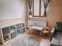APARTMÁN V PRVNÍM PATŘE - chata ubytování Malá Morávka