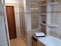 Chalupa u Lešků - koupelna přízemí - Bělá pod Pradědem