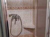 Chalupa u Lešků - koupelna přízemí - pronájem Bělá pod Pradědem