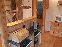 Chalupa u Lešků - kuchyně - Bělá pod Pradědem