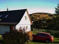 Apartmán ubytování v obci Vysoké Žibřidovice