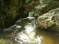 Rešovské vodopády - Dobřečov