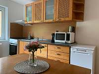 Kuchyn u Jelena - apartmán k pronájmu Jeseník