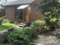 sauna s výhledem do přírody - Jeseník